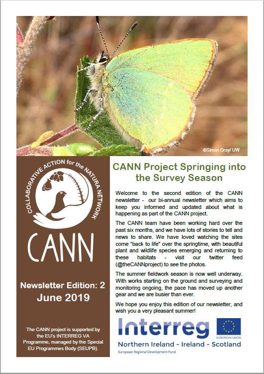 CANN Newsletter #2