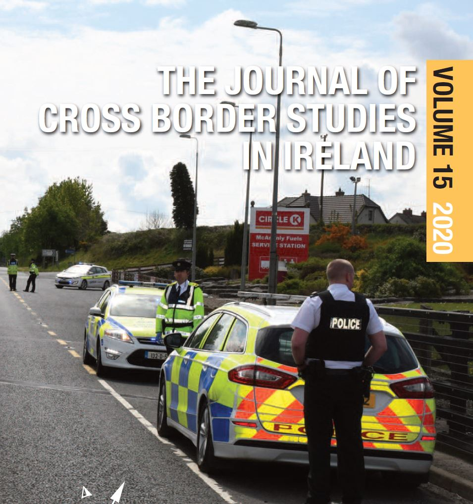 Article from CANN in Journal of Cross-Border Studies